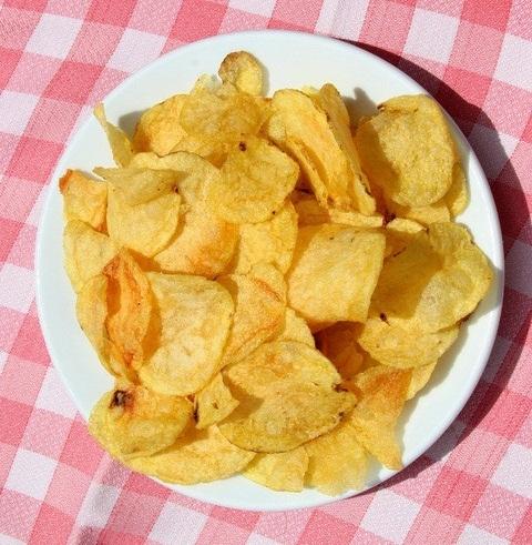 чипсы домашние рецепты с фото